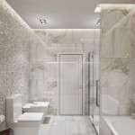 Švaros ir tvarkos įspūdis vonios kambaryje