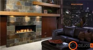 Židinio dizainas turi būti toks pats, koks yra vyraujantis patalpos interjero stilius