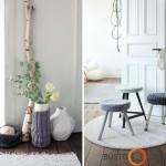 Mezginiai šildo senus baldus