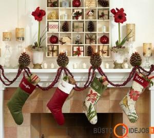 Kojinės ir Advento kalendorius