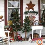 Daug puikių Kalėdinių dekoracijų idėjų