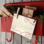 Paštas Kalėdų seneliui - kabykla