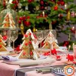 Puiki idėja, puošianti Kalėdinį  stalą