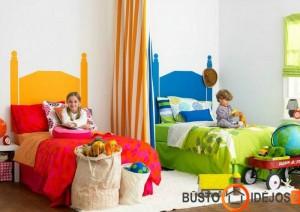 Puiki lovų apipavidalinimo idėja