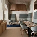 Viešbučio restorano kategorijoje laimėjo Agence Jouin Manku (Fontevraud L'Hotel)