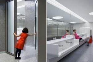 Virtuvės/ vonios kambario nominacijoje laimėjo Superkul (Royal Ontario Museum Currelly Hall Washroom Renewal)