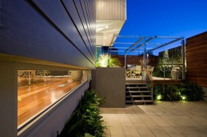 Didelio namo kategorijoje laimėjo EON Architects (House of Shapes)