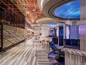 Viešbučio kategorijoje laimėjo Meyer Davis Studio (W Chicago Lakeshore)