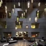 Viešbučio užsienyje kategorijoje laimėjo Neri&Hu Design and Research Office (Le Meridien Zhengzhou)