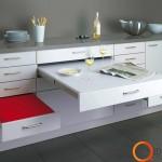 virtuvės baldai - genialios idėjos