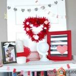 Idėjos meilės dienos dekorui