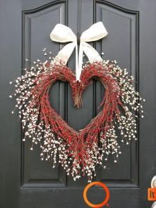 Vainikas ant durų