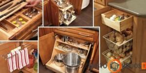 Naudingi virtuvės sprendimai