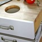 Praktiška idėja virtuvėje